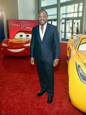 "ANAHEIM, CA - JUNE 10: Actor Isiah Whitlock Jr. poses at the World Premiere of Disney/Pixarís ìCars 3"" at the Anaheim Convention Center on June 10, 2017 in Anaheim, California. (Photo by Alberto E. Rodriguez/Getty Images for Disney) *** Local Caption *** Isiah Whitlock Jr."