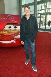 """ANAHEIM, CA - JUNE 10: Professional skateboarder Tony Hawk poses at the World Premiere of Disney/Pixarís ìCars 3"""" at the Anaheim Convention Center on June 10, 2017 in Anaheim, California. (Photo by Alberto E. Rodriguez/Getty Images for Disney) *** Local Caption *** Tony Hawk"""