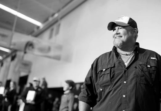 "ANAHEIM, CA - JUNE 10: (EDITORS NOTE: Image has been shot in black and white. Color version not available.) Actor Larry the Cable Guy poses at the World Premiere of Disney/Pixarís ìCars 3"" at the Anaheim Convention Center on June 10, 2017 in Anaheim, California. (Photo by Charley Gallay/Getty Images for Disney) *** Local Caption *** Larry the Cable Guy;Daniel Lawrence Whitney"