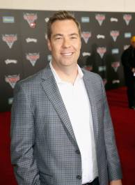 """ANAHEIM, CA - JUNE 10: Director Brian Fee poses at the World Premiere of Disney/Pixarís ìCars 3"""" at the Anaheim Convention Center on June 10, 2017 in Anaheim, California. (Photo by Jesse Grant/Getty Images for Disney) *** Local Caption *** Brian Fee"""
