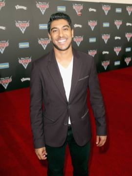 "ANAHEIM, CA - JUNE 10: Actor Ritesh Rajan poses at the World Premiere of Disney/Pixarís ìCars 3"" at the Anaheim Convention Center on June 10, 2017 in Anaheim, California. (Photo by Jesse Grant/Getty Images for Disney) *** Local Caption *** Ritesh Rajan"