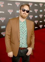 """ANAHEIM, CA - JUNE 10: Recording artist Dan Auerbach poses at the World Premiere of Disney/Pixarís ìCars 3"""" at the Anaheim Convention Center on June 10, 2017 in Anaheim, California. (Photo by Jesse Grant/Getty Images for Disney) *** Local Caption *** Dan Auerbach"""