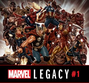 Marvel Comics News Digest 6/19 – 6/23/17 Featuring Marvel Legacy