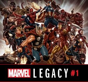 Marvel Comics News Digest 6/19 – 6/23/17 Featuring Marvel Legacy