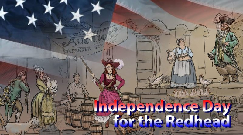 Independence Day for the Redhead - Geeks Corner - Episode 640