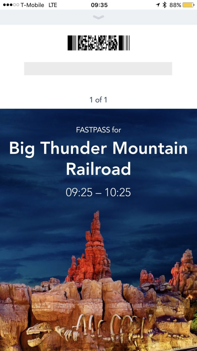 A First Day Guide to MaxPass at Disneyland