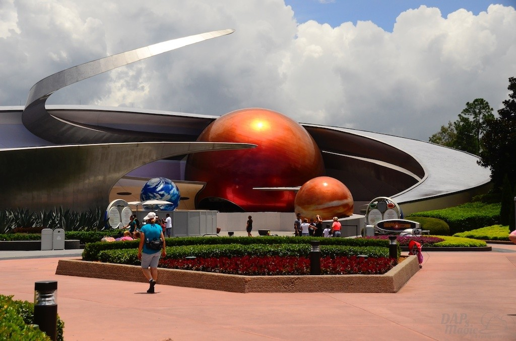 Mission: SPACE Starts New Missions at Epcot in August