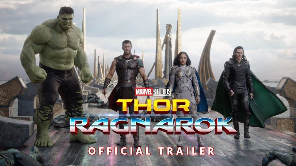 Thor: Ragnarok Official Trailer Released at San Diego Comic-Con