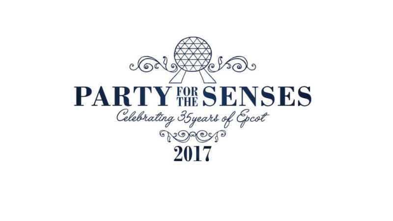 Party for the Senses - Epcot International Food & Wine Festival