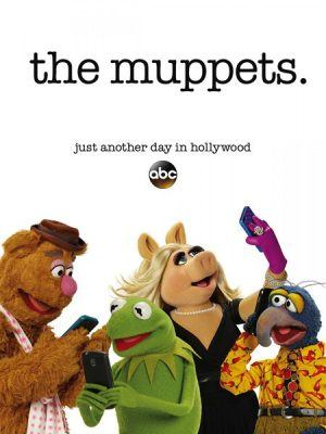 The Muppets - ABC Promo Poster