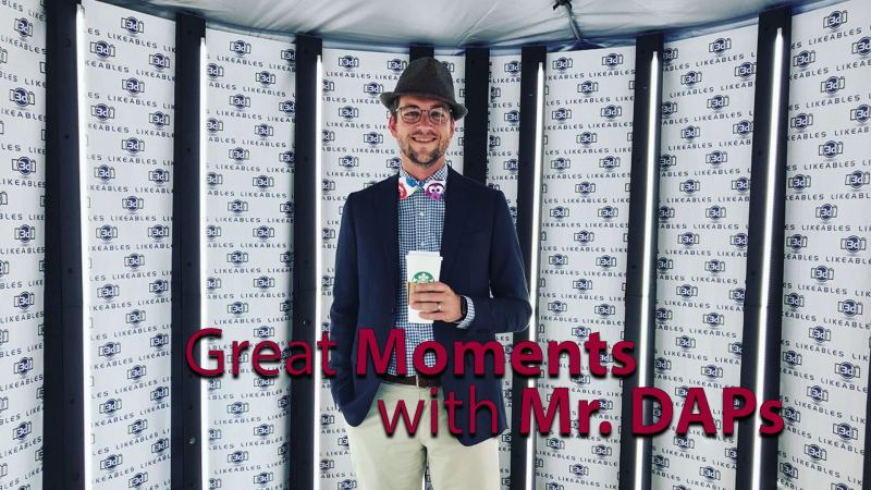 Obi-Wan, Dumbo, Christopher Robin and Theme Parks - Great Moments with Mr. DAPs
