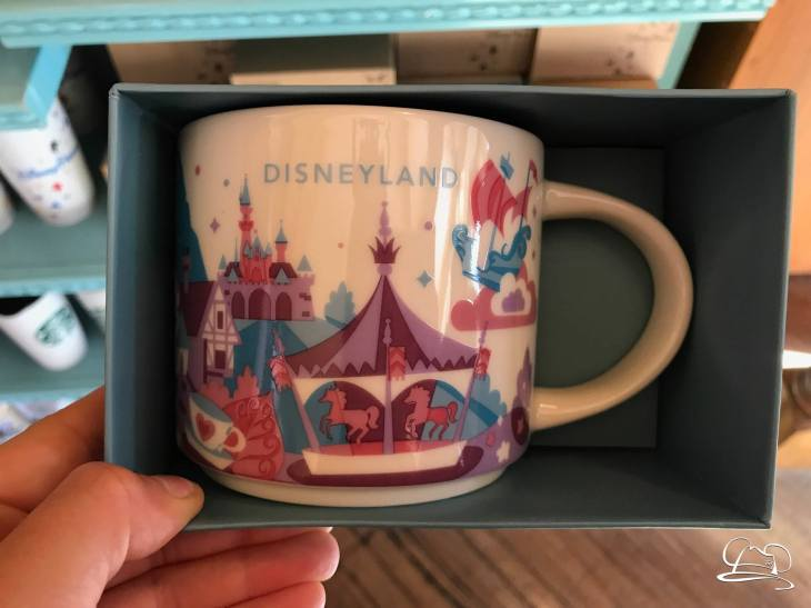 New Disneyland You Are Here Mugs-6