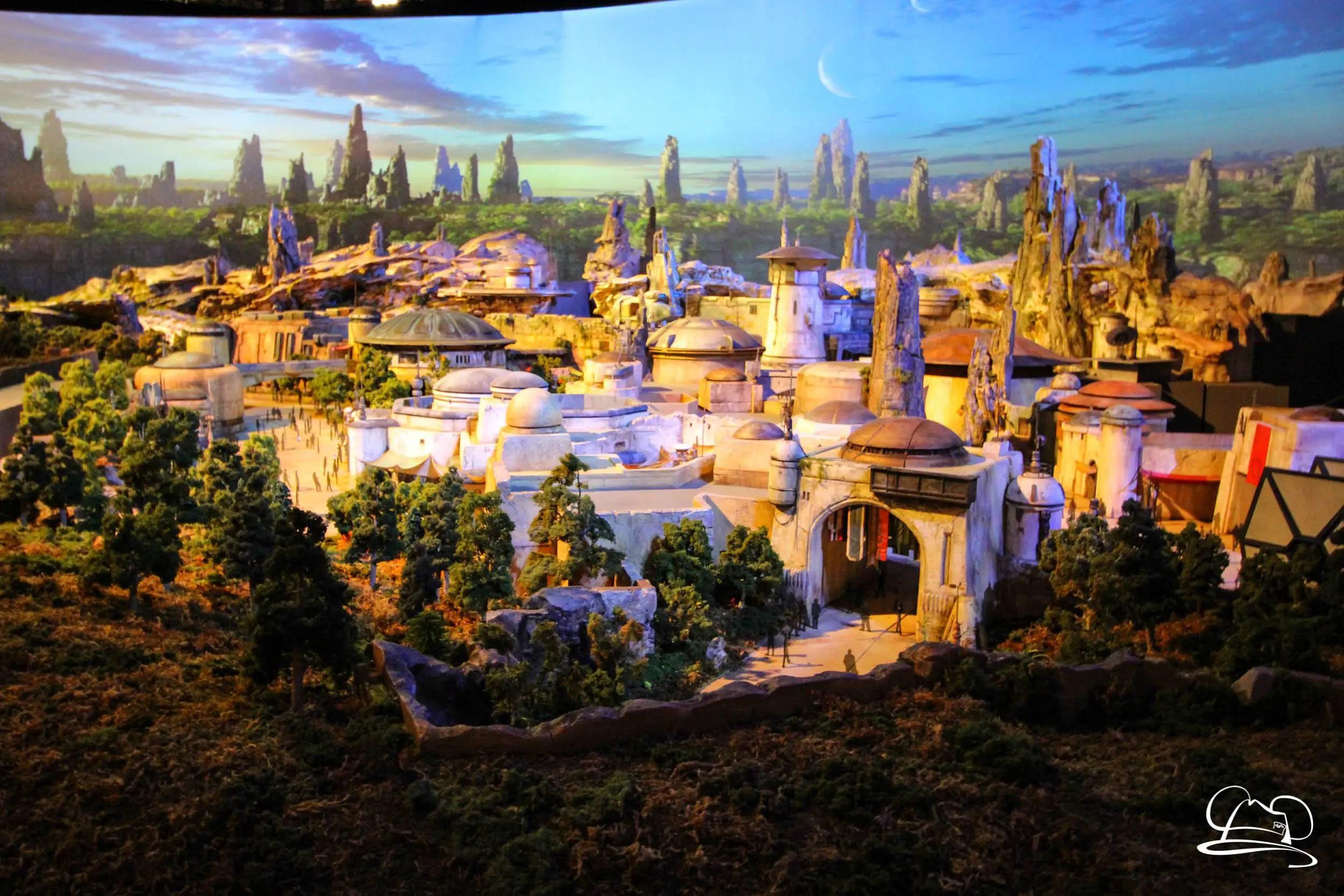 Star Wars: Galaxy's Edge Model