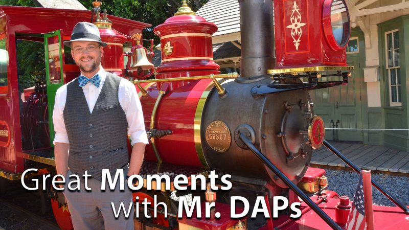 Halloween, Cars, Star Wars, and More - Great Moments with Mr. DAPs