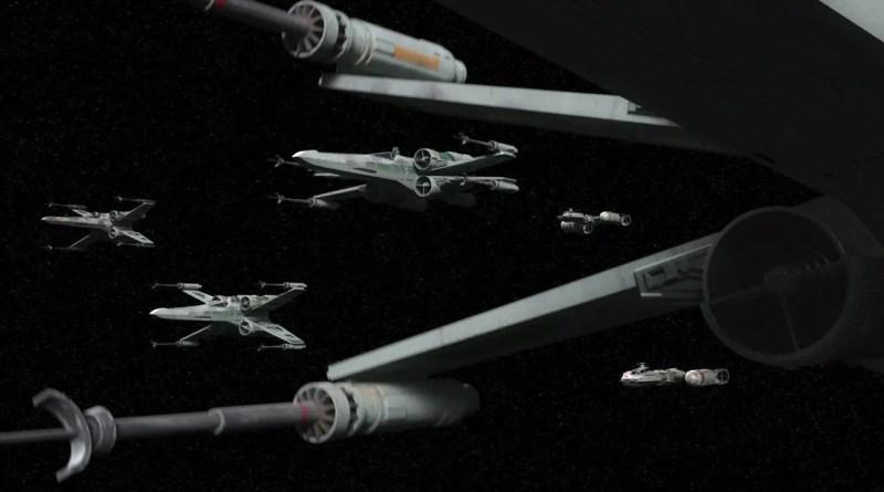 Star Wars Rebels Season 4 Trailer - X-Wings