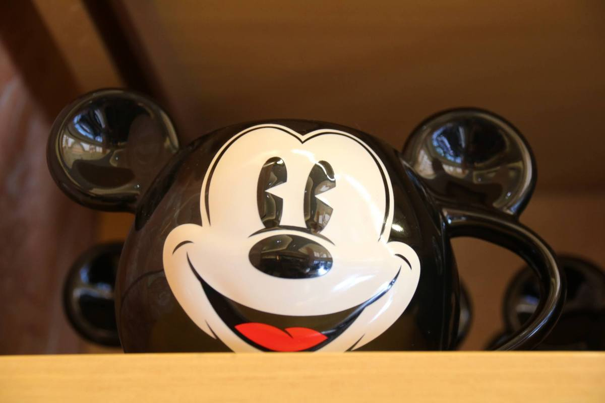 Caitlyn's Disney Merchandise Round-Up: Mickey and Minnie Mouse