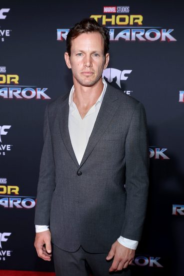 """HOLLYWOOD, CA - OCTOBER 10: Kip Pardue at The World Premiere of Marvel Studios' """"Thor: Ragnarok"""" at the El Capitan Theatre on October 10, 2017 in Hollywood, California. (Photo by Rich Polk/Getty Images for Disney) *** Local Caption *** Kip Pardue"""