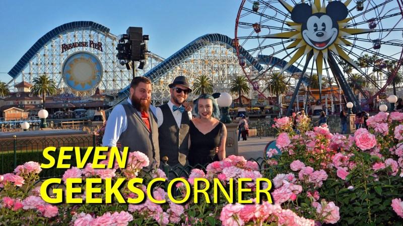 SEVEN - GEEKS CORNER - Episode 801
