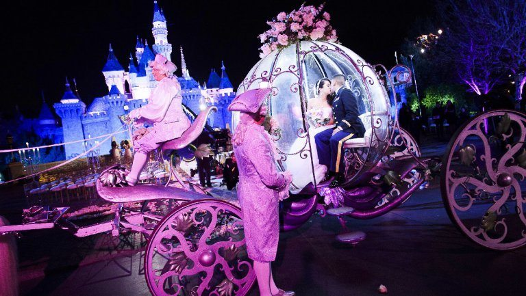 Disney Fairy Tale Weddings Coming to Freeform Television