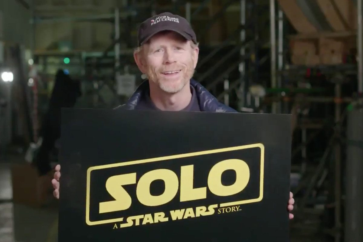 Han Solo Movie Gets Title as it Wraps Production