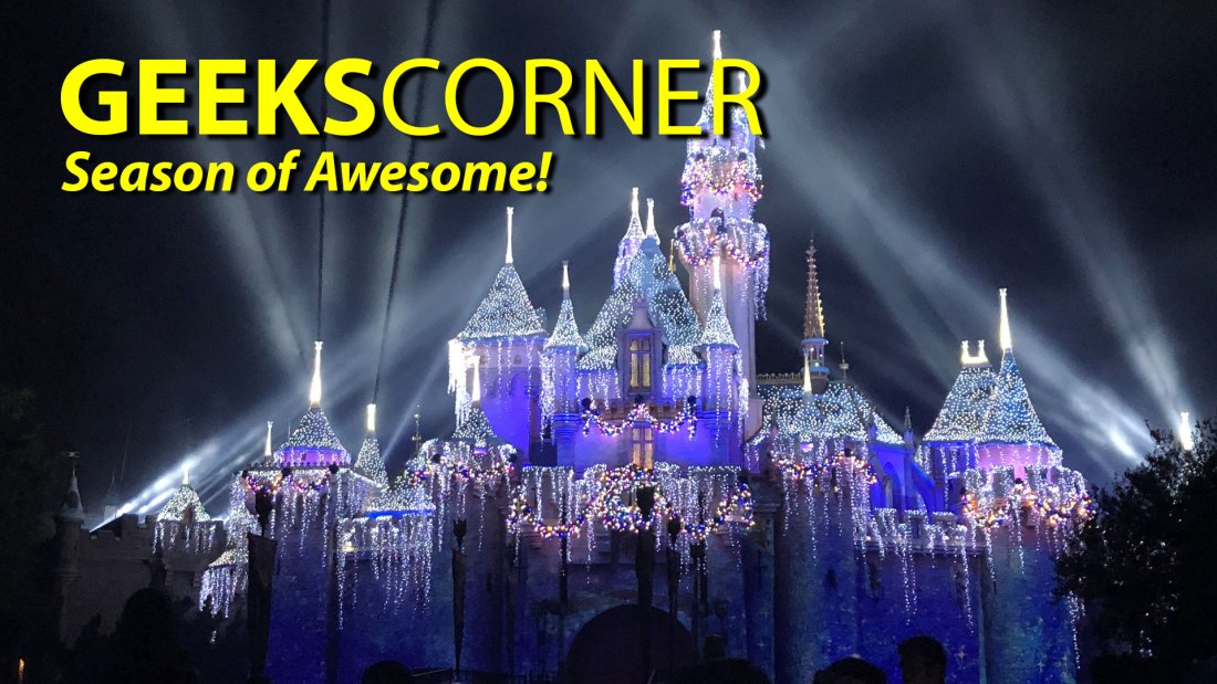 Season of Awesome! - GEEKS CORNER - Episode 809