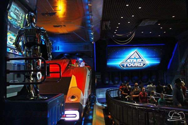 Star Tours - The Adventures Continue With New Adventures - Review