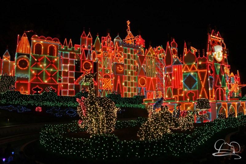 it's a small world Holiday - Disneyland