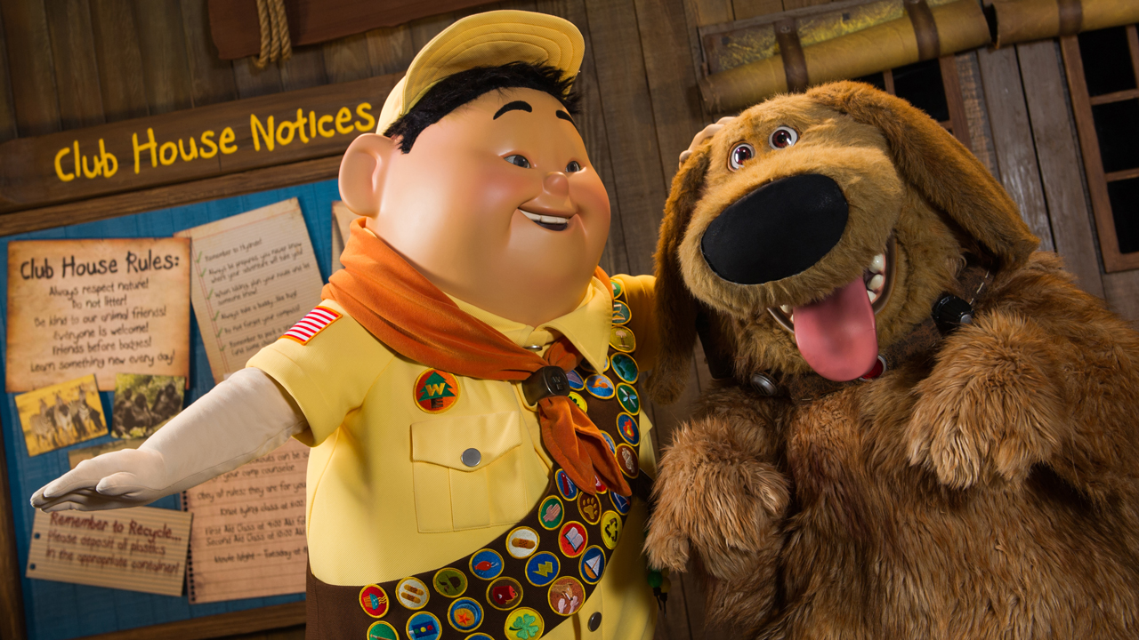 Disney•Pixar's UP Coming to Disney's Animal Kingdom in New Experience!