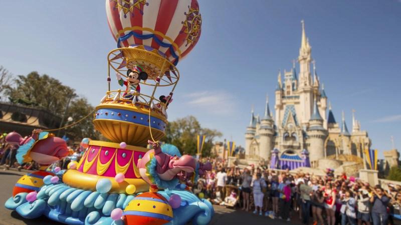 Festival of Fantasy Parade - Magic Kingdom - Walt Disney World Resort