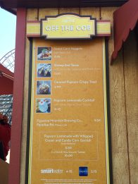 Off the Cob - - 2018 Disney California Adventure Food and Wine Festival