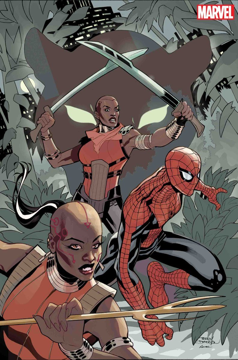 Marvel Comics News Digest Featuring Wakanda Forever