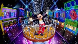 Mickey Mouse - Carnival of the Stars - Hong Kong Disneyland