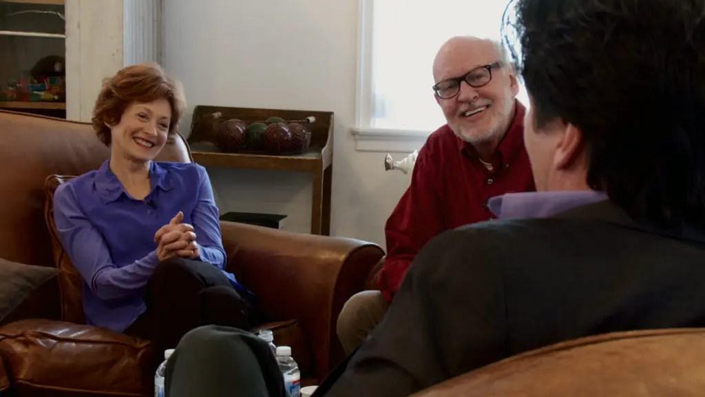 Muppet Guys Talking - Fran Brill & Frank