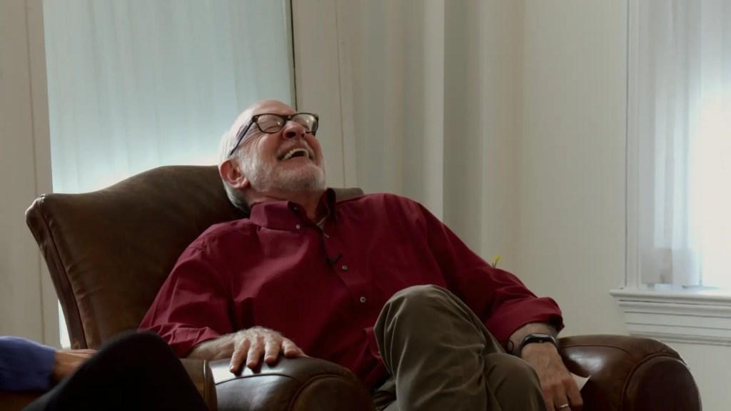 Muppet Guys Talking - Frank Laughing