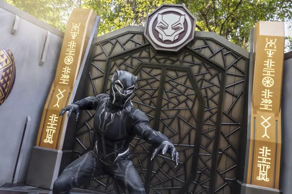 Black Panther - Hong Kong Disneyland