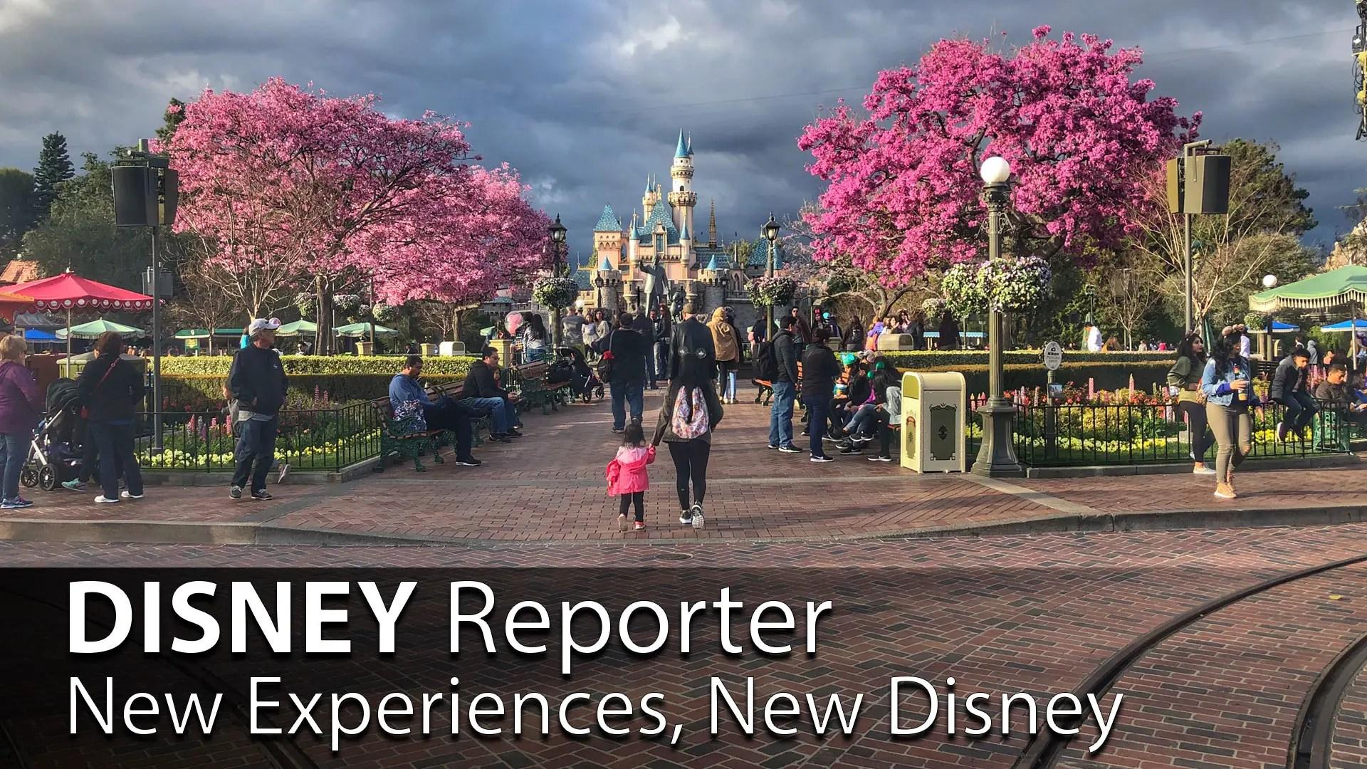 New Experiences, New Disney – DISNEY Reporter