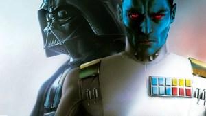 Star Wars Books - Thrawn: Alliance