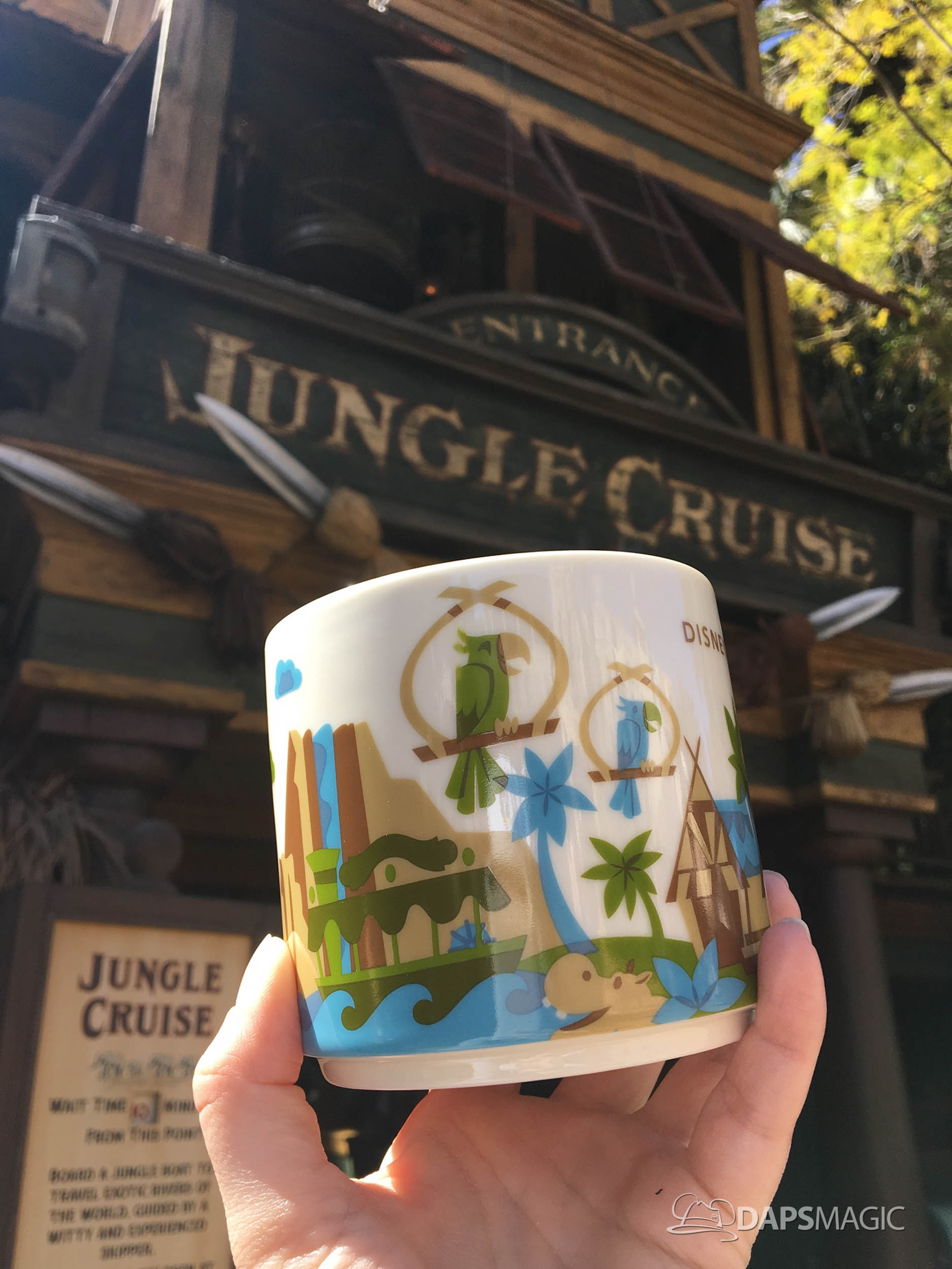 Bring the Magic of Disney Parks and Starbucks Home with Mugs From ShopDisney this Holiday Season