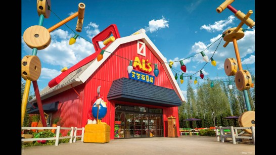 Disney Pixar Toy Story Land at Shanghai Disneyland-10
