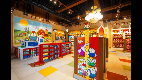 Disney Pixar Toy Story Land at Shanghai Disneyland-11