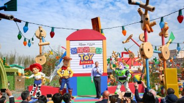 Disney Pixar Toy Story Land at Shanghai Disneyland-3