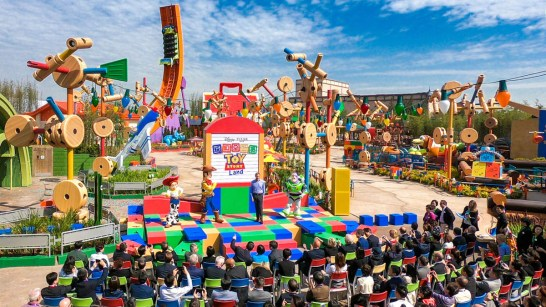 Disney Pixar Toy Story Land at Shanghai Disneyland-4