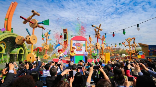 Disney Pixar Toy Story Land at Shanghai Disneyland-5