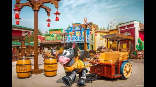 Disney Pixar Toy Story Land at Shanghai Disneyland-7