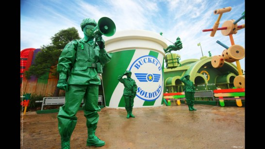 Disney Pixar Toy Story Land at Shanghai Disneyland-9