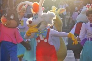 Spring Fling - Bunny Hop - Disneyland - Roger Rabbit