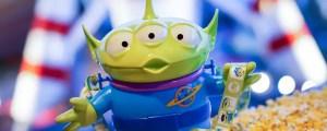 Disneyland Resort Pixar Fest AP-Exclusive Popcorn Bucket