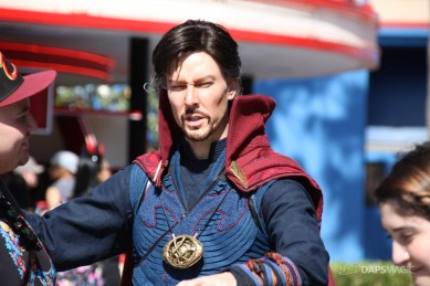 Dr. Strange Arrives at Disney California Adventure-10