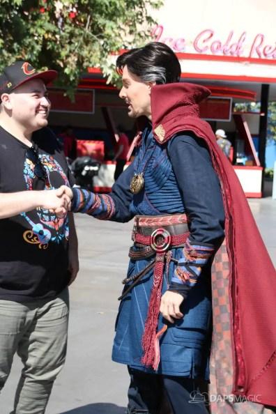 Dr. Strange Arrives at Disney California Adventure-15