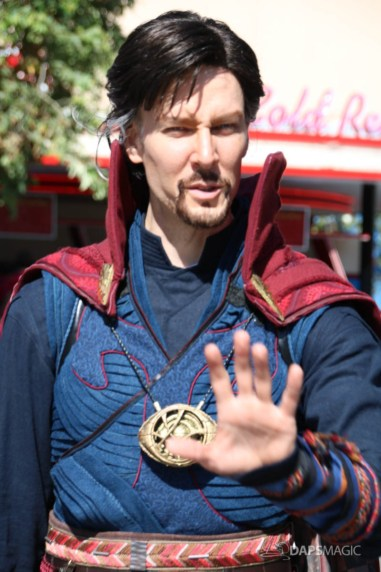 Dr. Strange Arrives at Disney California Adventure-17